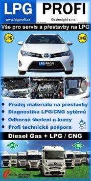 LPG PROFI vše pro servis a přestavby na LPG