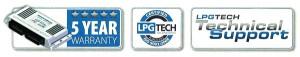 ECU LPGTECH 5let záruka