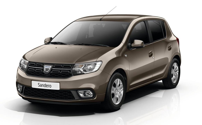 Dacia Sandero 1.é na LPG
