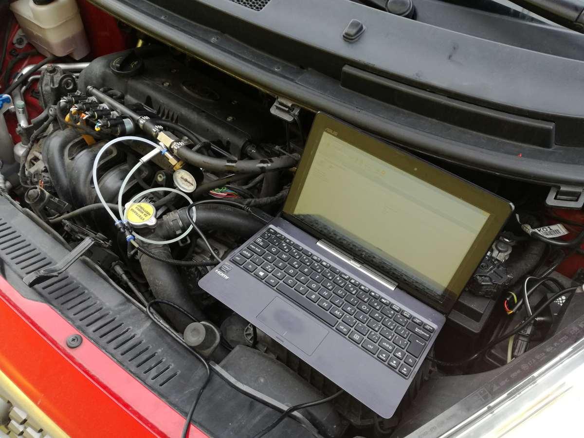 Přestavba vozu na LPG Hyundai ix20 a KIA Venga na LPG