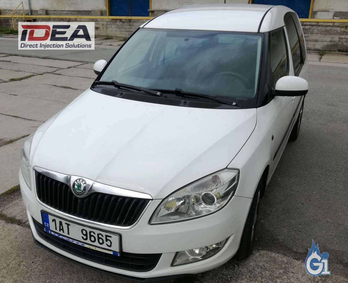 Škoda Roomster 1.2 TSI na LPG IDEA DI