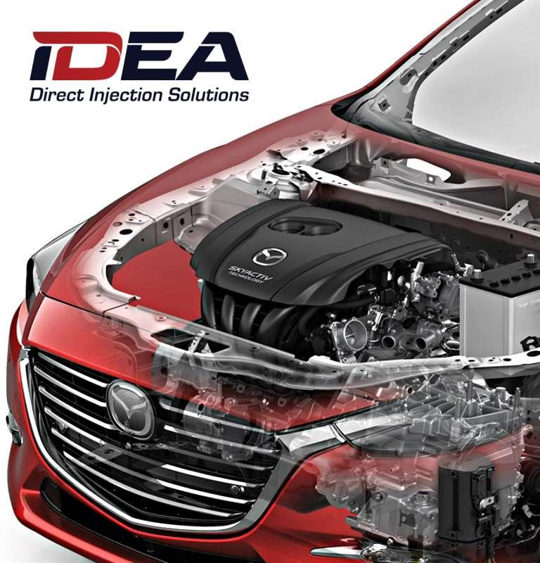 Mazda 3 LPG Skyactiv Direct Injection IDEA