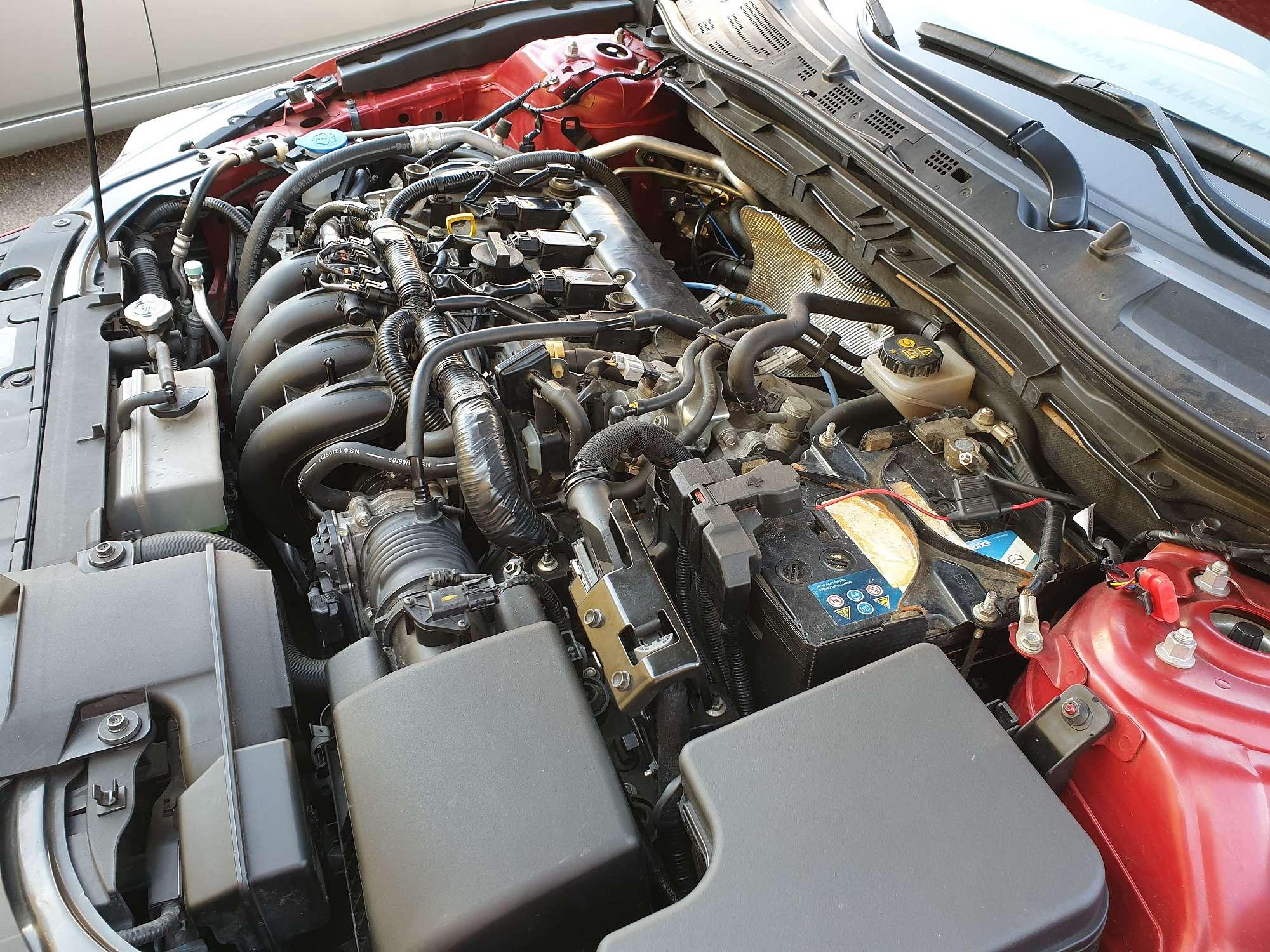 Mazda 3 Skyactiv na LPG