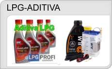 LPG ADITAIVA pro ochranu motorů provozovaných na LPG a CNG