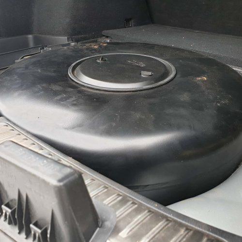 Mazda 6 Skyactiv na LPG s toroidní nádrží LPG