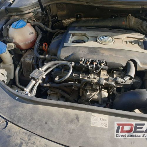 VW Passat 2.0 TSI na LPG přestavba se systémem Alex Idea DI