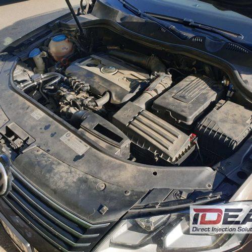 VW Passat 2.0 TSI DSG přestavba na LPG