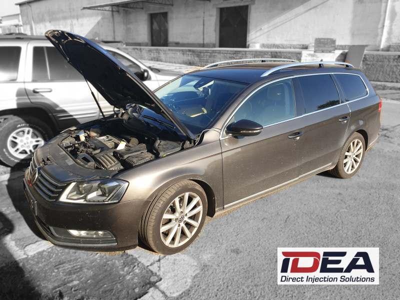 VW PASSAT 2.0 TSI na LPG s automatickou převodovkou DSG a výkonem 147kW