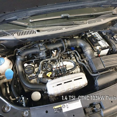 VW Touran 1.4 TSI přestavba na LPG se systémem Alex IDEA DI