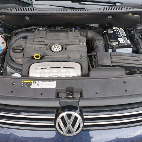 VW Touran TSI na LPG