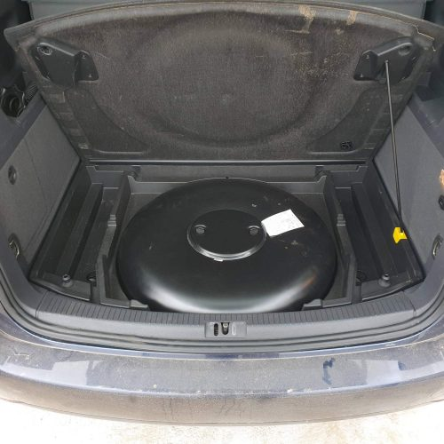 VW Touran 1.4 TSI na LPG s toroidní nádrží