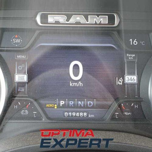 RAM HEMI 2019 přestavba na lpg