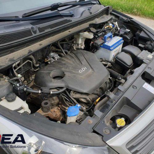 KIA Sportage 1.6 GDI na LPG se systémem Alex Idea DI