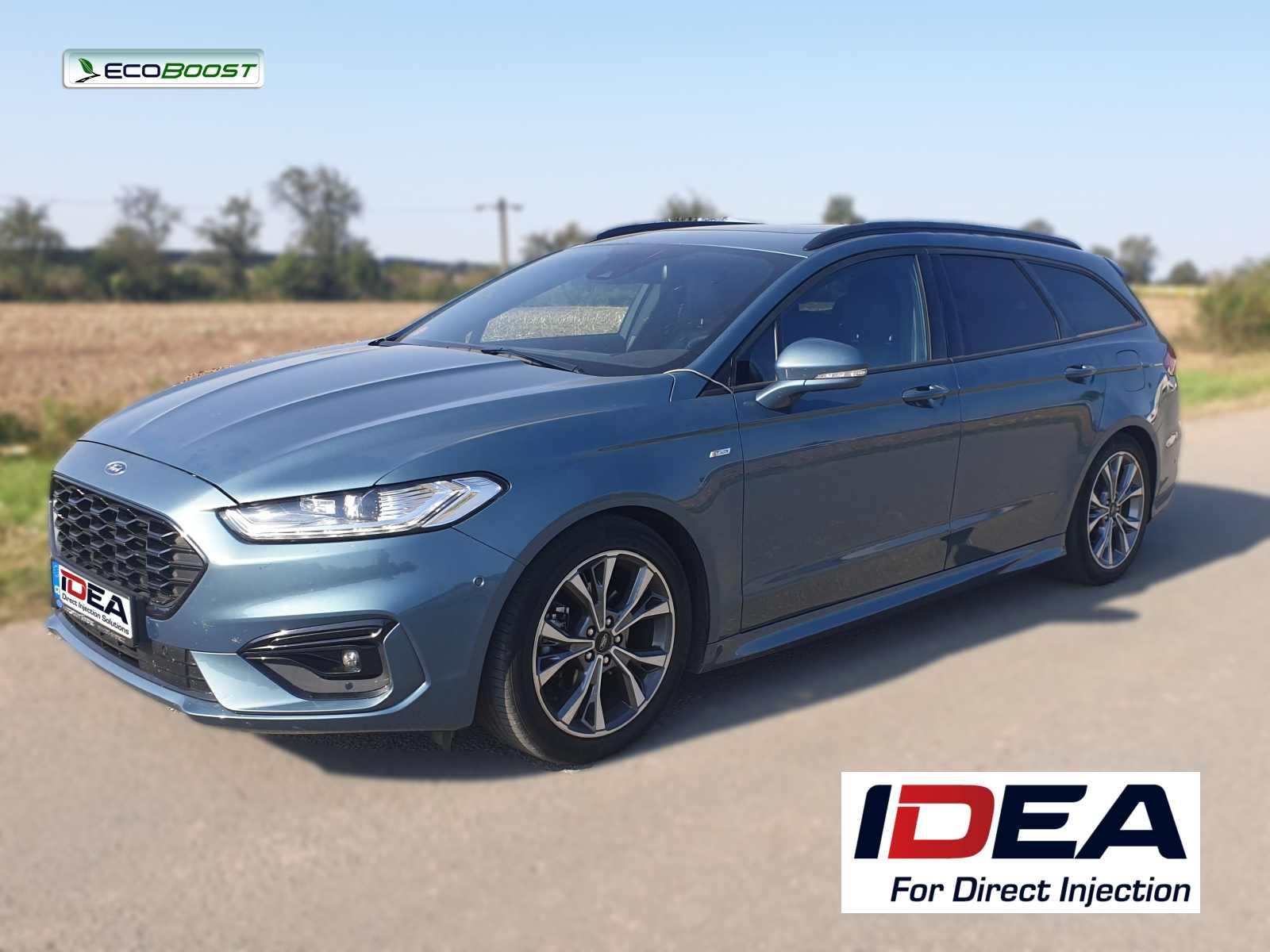 Ford Mondeo 1.5 Ecoboost LPG 2019 se systémem Alex Idea DI