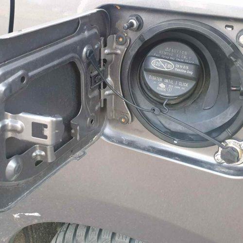 Toyota Sienna 3.5 na LPG koncovka plnění